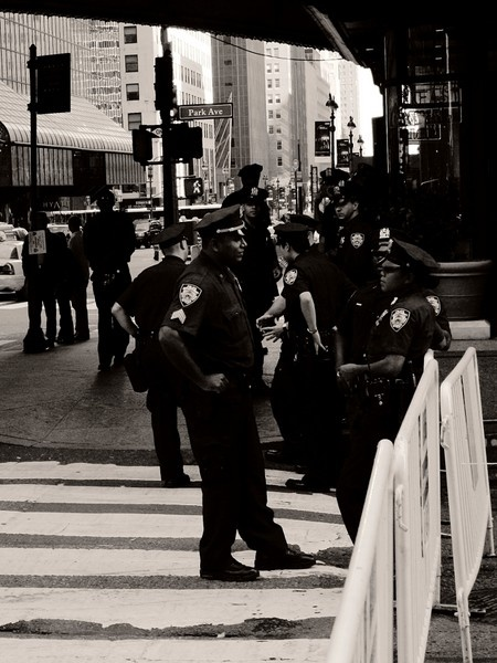 street cops by msmphoto