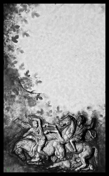 mythology by R3za