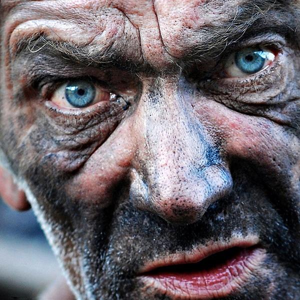 blue eyes (2) by marius_grozea