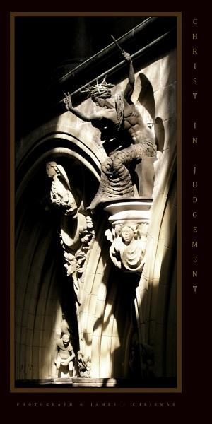 Christ in Judgement III by James_C
