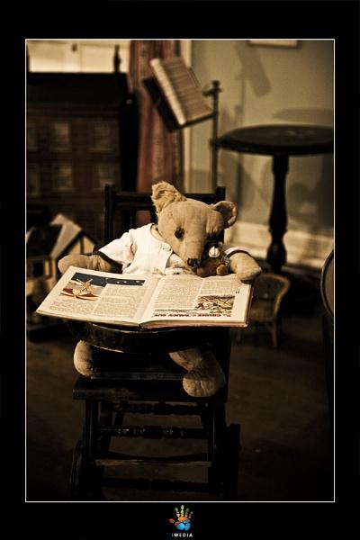 Bedtime Story ... by danjo
