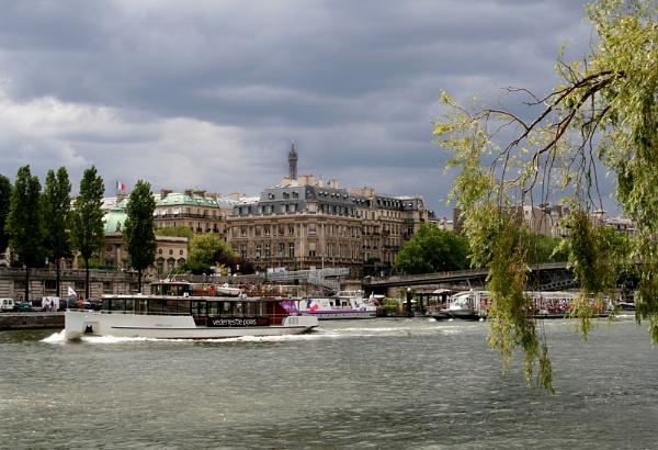Parisian Storm Clouds by GordonLack