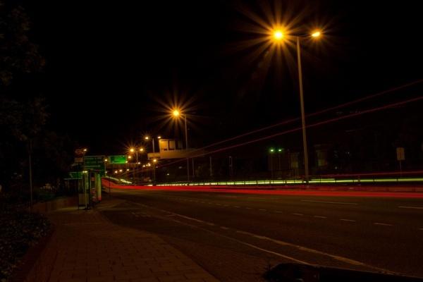 Light Trails by dclarke