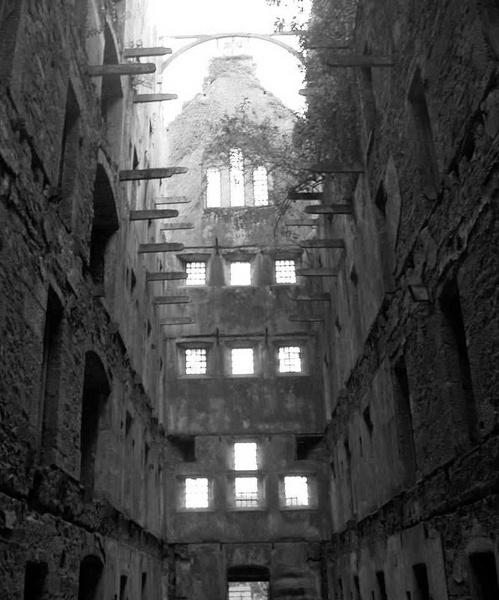 Bodmin Gaol by Chaska