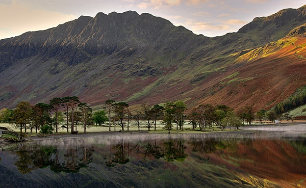 Buttermere and Haystacks by davey