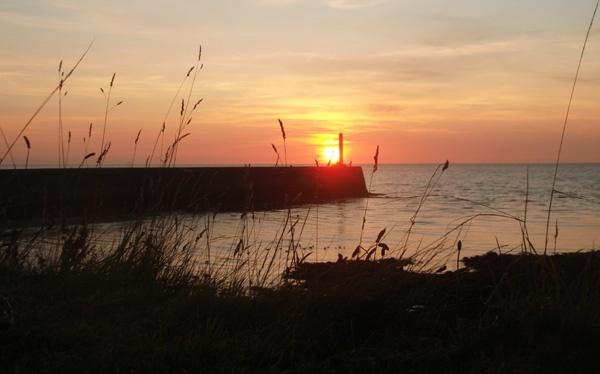 Septmeber sunset by catrinarthur