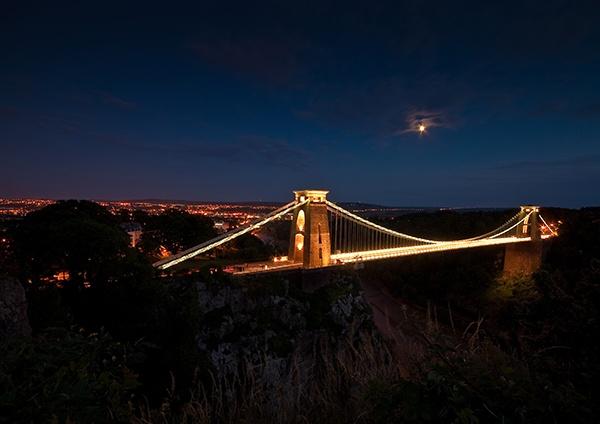 Clifton suspension bridge by davereet