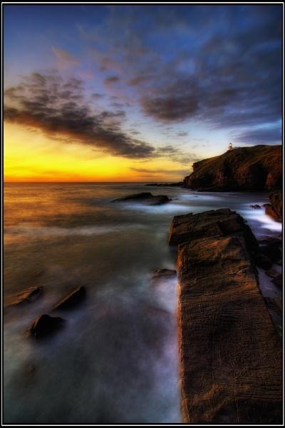 Stoer Lighthouse by uggyy