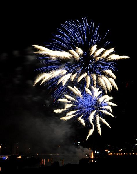 fireworks by davor