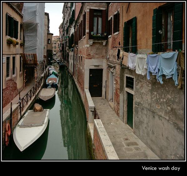 Venice Wash Day by 11thearlofmar
