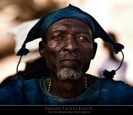 Dogon Elder