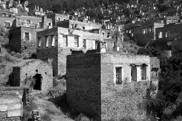 Kayakoy Ghost Village by Pearybhoy