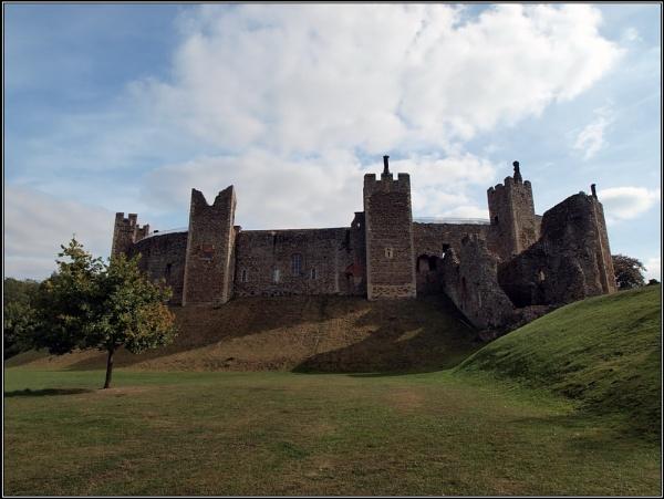 Framlingham Castle. by Adam_H