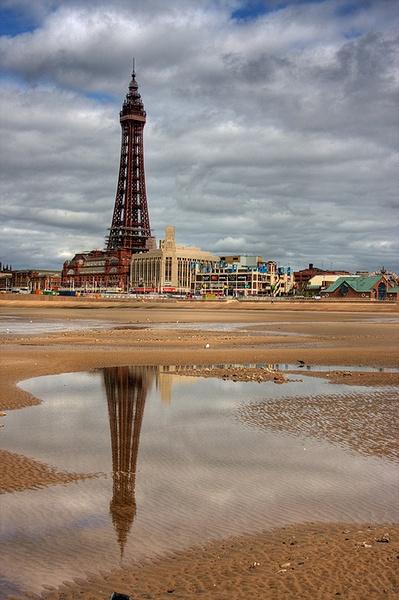 Blackpool Tower by urdygurdy