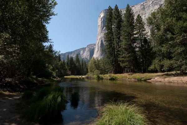 Yosemite national park by eldroyd