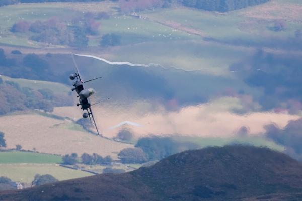 F15 Eagle heat haze by chompy9043