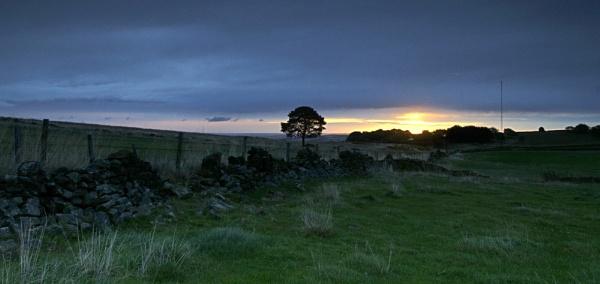 Royd Moor Sunrise by Carljorgensen
