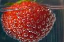 Strawberry bubbles !