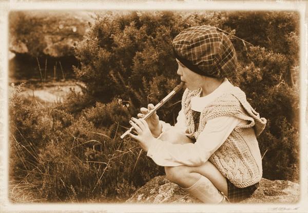 Irish Cailin. by SandraDee2
