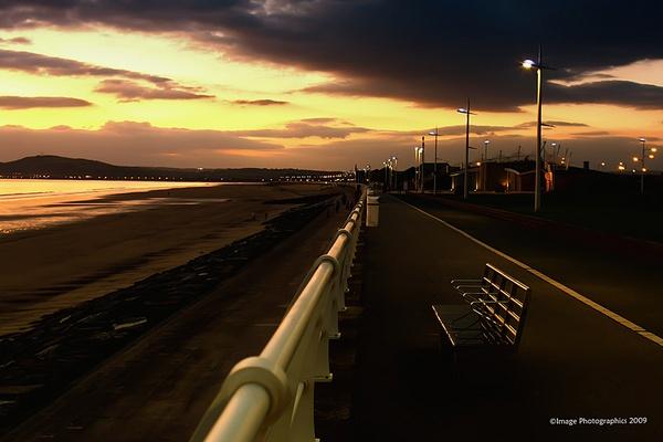 ABERAVON SEA FRONT by Imagephotographics