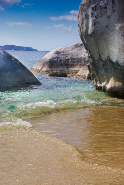 Wandering Waves of the Caribbean by MattMartin