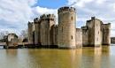 Bodiam Castle II by JJGEE