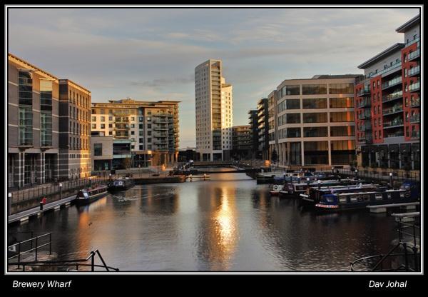 Brewery Wharf by davart