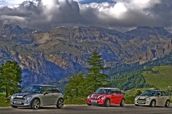 High Dolomites by Doglet