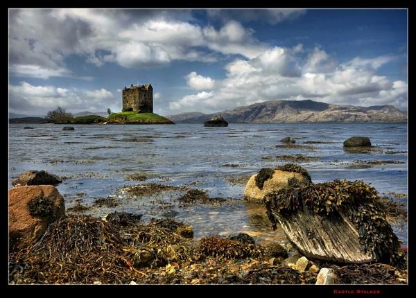 Castle Stalker by Sconz