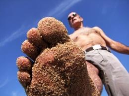Best Foot Forward ...