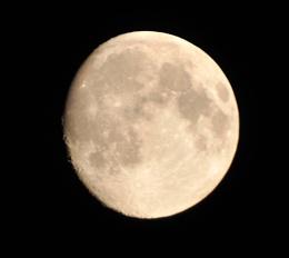 Moon by Moonlight