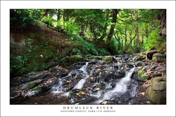 Drumleck River by maytownme