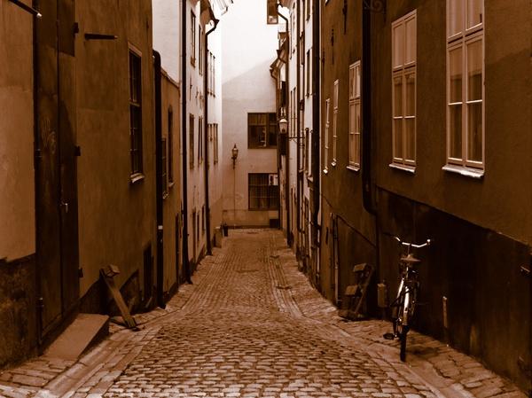 Gamla Stan Stockholm by eldroyd