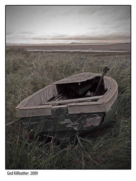 Kilspindie Boat by GedK