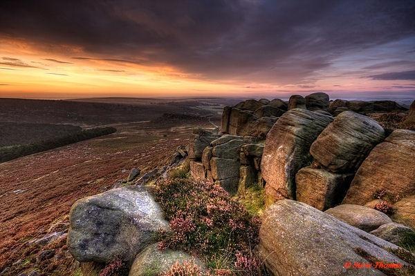 Higger Dawn by Steve-T
