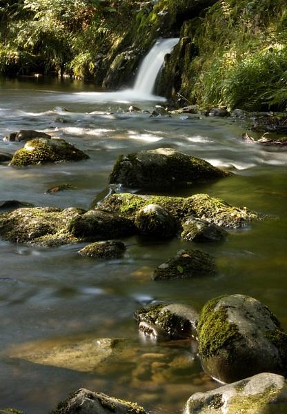 Shady Falls by dawnUK