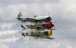 Flying Legends Air Show - IWM Duxford