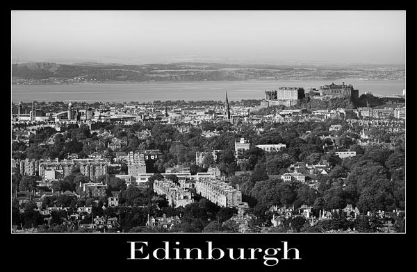 Edinburgh by donnagreen