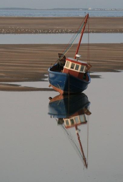 Boat by DebQ