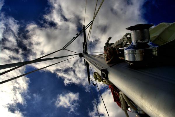 yacht mast by petemasty