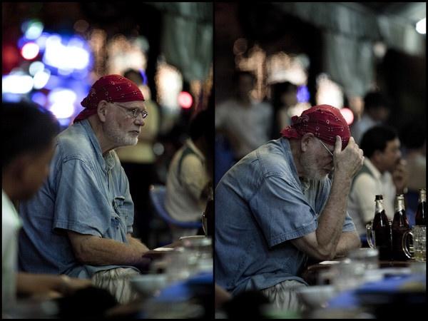 Homesick Santa Claus by Butch3r