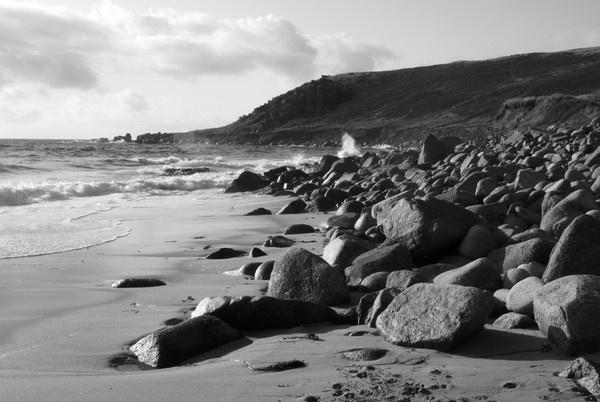 Gwenver Beach by Robe