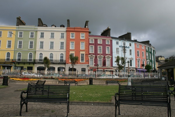 The Colour of Cobh, Southern Ireland by AngieCol6465