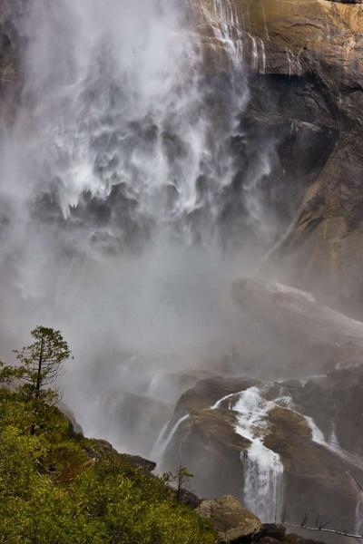 Yosemite Falls by ChristinaWhite