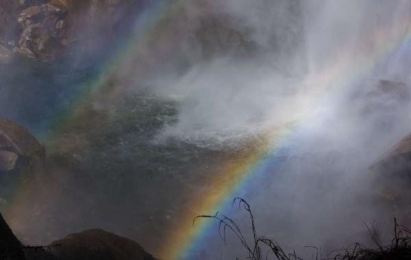 Vernal Falls, Yosemite by ChristinaWhite