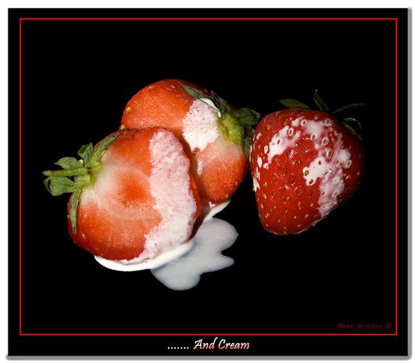 Strawberries by mohikan22