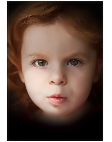 Portrait by banehawi