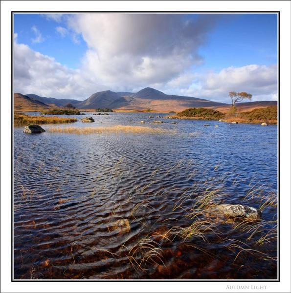 Autumn Light... by Scottishlandscapes