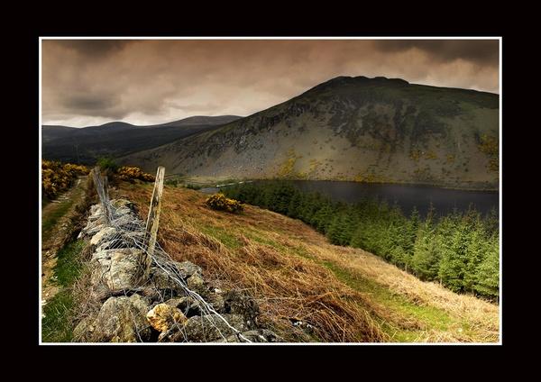 Lough Dan. Co. Wicklow by paulcr
