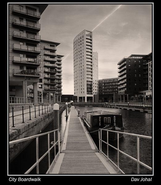 City Boardwalk by davart